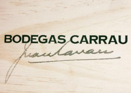 Logo Bodegas Carrau