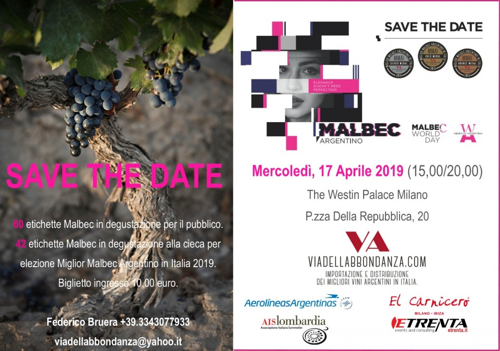 Save the date MWD 2019